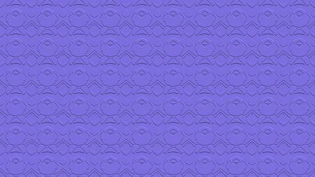 대황에서 스탬프의 효과와 반복 된 패턴에서 장식으로 원활한 추상적 인 배경 스톡 콘텐츠