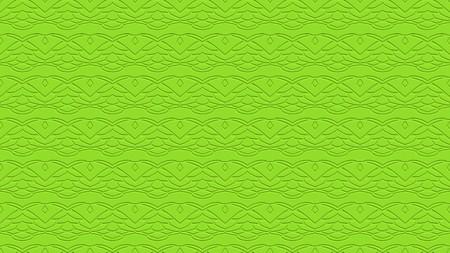 라임 색조의 스탬프 효과 효과 함께 반복 패턴에서 장식으로 원활한 추상적 인 배경 스톡 콘텐츠