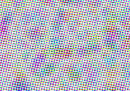 Fondo abstracto en tonos multicolores en estilo de periódico con rombos, fondo colorido para el cartel, sitio, diseño de interiores, pegatinas, tarjeta de felicitación, la publicidad Foto de archivo - 81243381