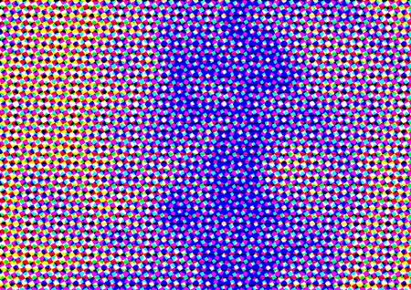 Telón de fondo abstracto en tonos multicolores en el estilo de periódico con rombos, colores de fondo para el cartel, sitio, diseño de interiores, pegatinas, tarjetas de felicitación, publicidad Foto de archivo - 81243386