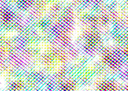 Abstract bright backdrop with pattern in pop art style, colored background for gifting cards, website, postcards, interior design, stickers, wrapping paper, advertising