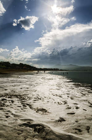 commune: Hendaye (Basque: Hendaia) is the most south-westerly town and commune in France