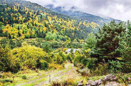 pyrenees: Autumn in the Pyrenees