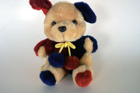 colorful toy bear Stock Photo - 1341499