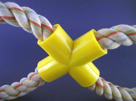pull toy: cuerda del juguete