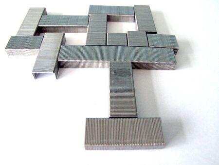 staples: group of staples