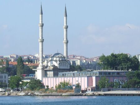 haydarpasa: mosque of Haydarpasa