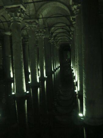 cisterna: Yerebatan cisterna