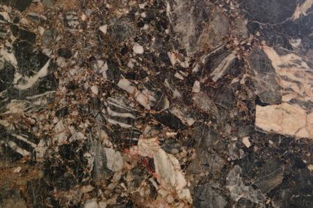 black: Black Tangerine Marble Texture Stock Photo