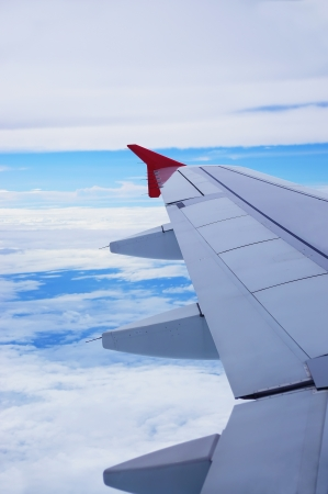 airfoil: Airfoil and sky