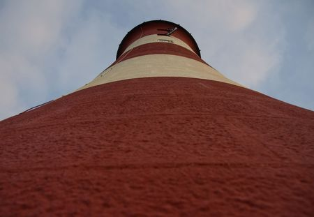 plymouth: Smeatons Tower at Plymouth Stock Photo