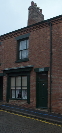 birthplace: The Birthplace of Author D H Lawrence