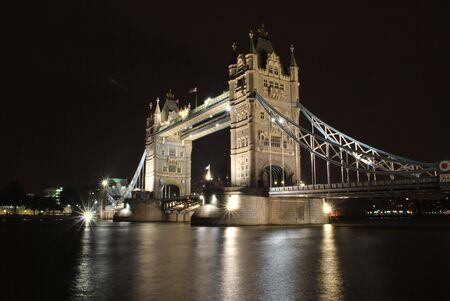 Tower Bridge and River Thames photo