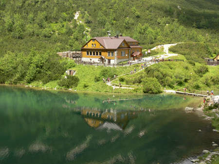 Cottage at Skalnat