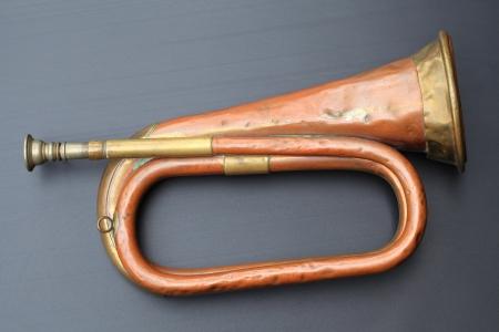 bugle: Old Battered Bugle