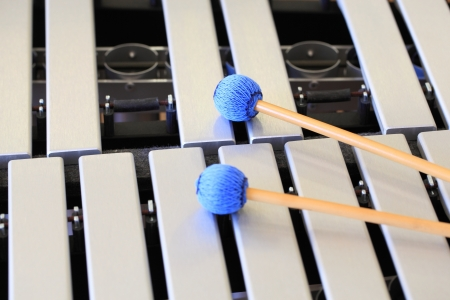 soft pedal: Vibraphone Keys and Mallets