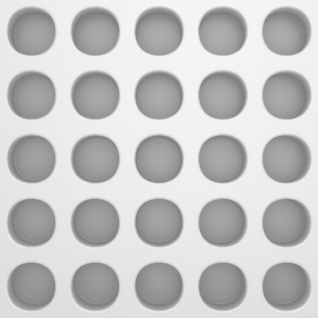 White mesh background, 3d computer graphic Stock Photo - 17114281