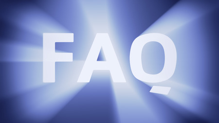 irradiation: Radiant light from the acronym FAQ