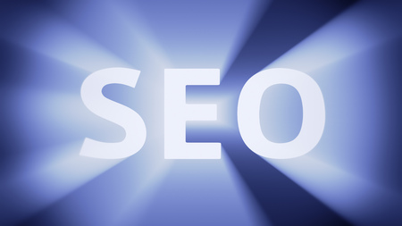 radiant light: Radiant light from the acronym SEO