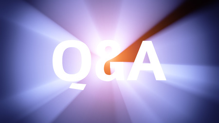 irradiation: Radiant light from the word Q&A