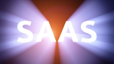 radiant light: Radiant light from the acronym SAAS