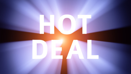 collocation: Radiant light from the collocation HOT DEAL Stock Photo