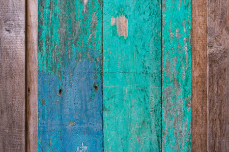 Old wooden textured surface with vertical planks