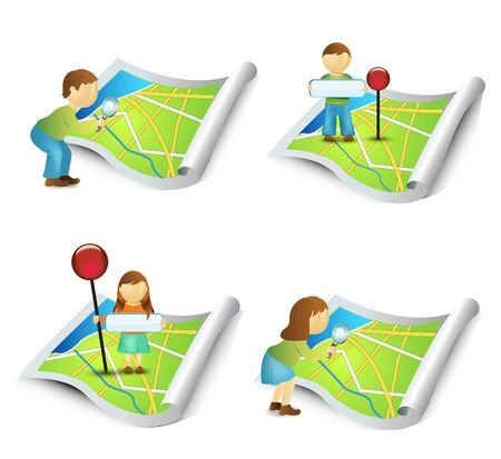 land mark: Busca en el mapa