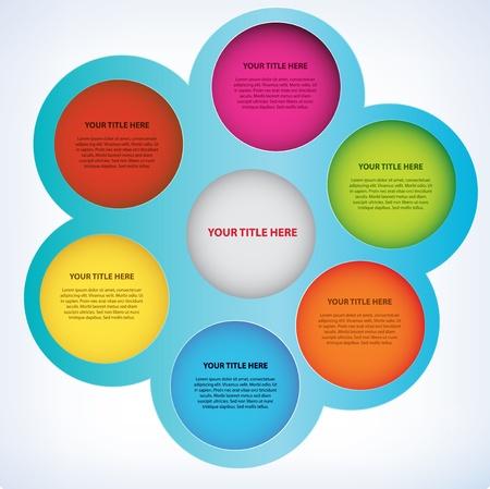 sphere presentation Vector