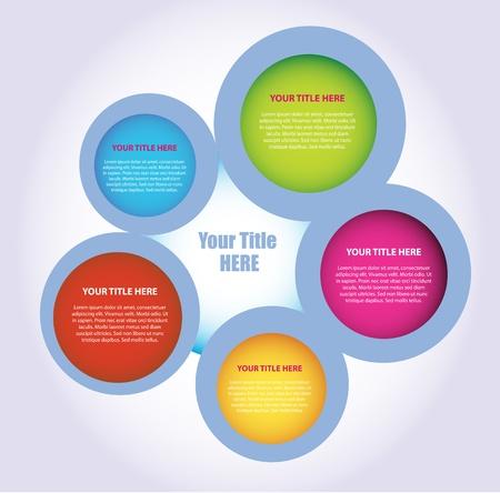 circle design Stock Vector - 13109922