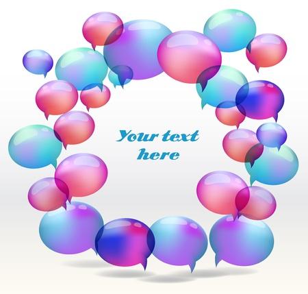 Playful bubbles