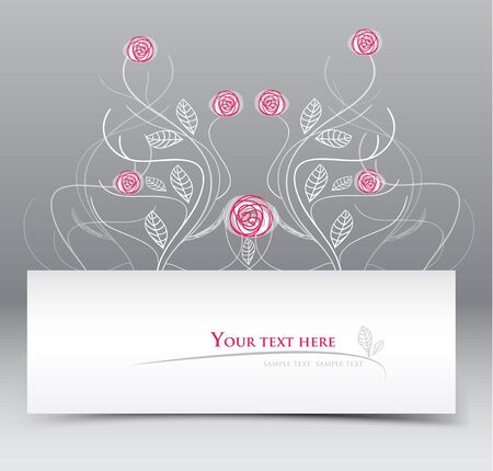 decorative banner Stock Vector - 13179396
