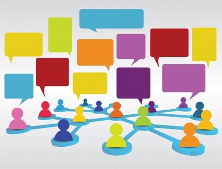 multilevel: Comunicazione Vettoriali