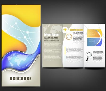 presentation folder: Design template