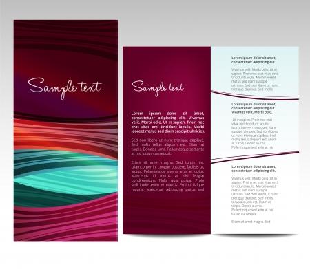 Elegante brochure template
