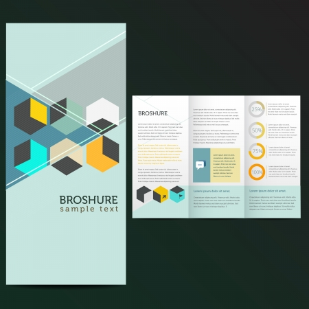 Style minimaliste au design moderne Illustration