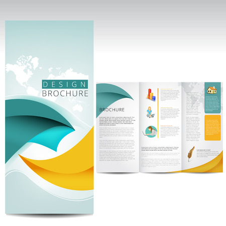 files: Brochure Design Template