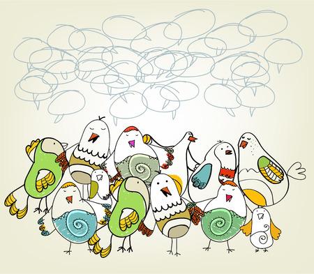humor: Illustration Illustration