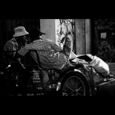 People in Bangkok
