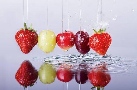 strawberies: Newton