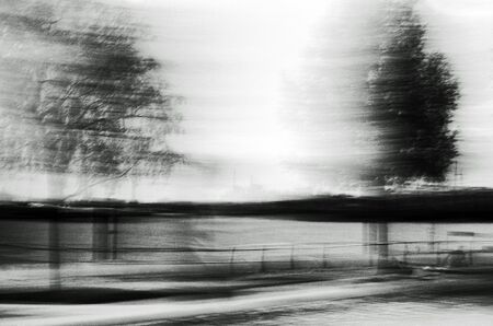 Unreliable photography of an urban scene Imagens
