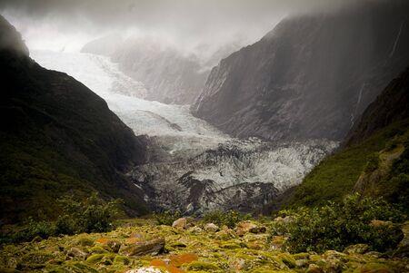 franz josef: Franz Josef Glacier Nueva Zelanda