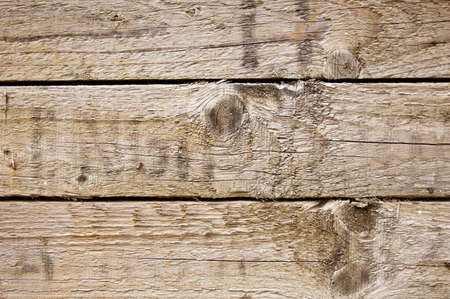 Wood texture in rough, worn detail as background photo