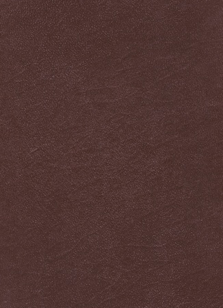 Brown leather detailed texture in high resolution photo