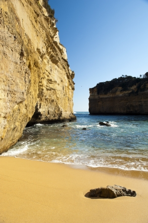 Loch Ard Gorge on the Great Ocean Road, Australia, near the Twelve Apostles Stock Photo - 16066560