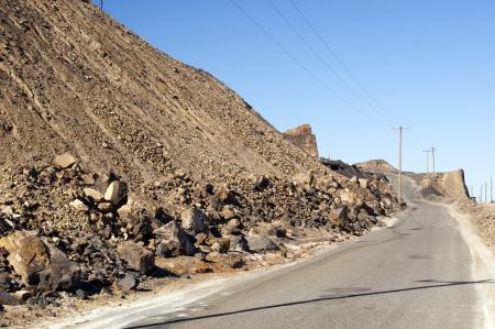Mining in Australia at the Cobar mine site