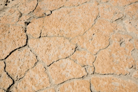 yorke: Ground splitting apart by large cracks in the heat