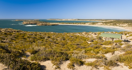 coastal erosion: Islands and headlands in the waters around South Australia