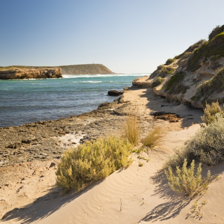 yorke: Views out to see from the Yorke Peninsula, South Australia