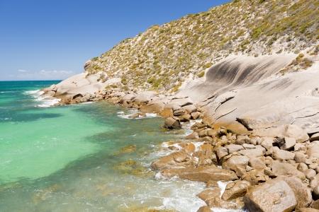 yorke: Views along the South Australian coastline on the Yorke Peninsula